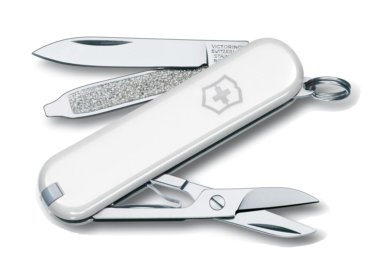Canivete Classic Victorinox Branco