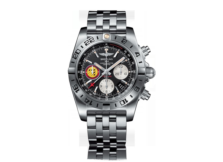 Chronomat Patrouille Suisse Special Edition