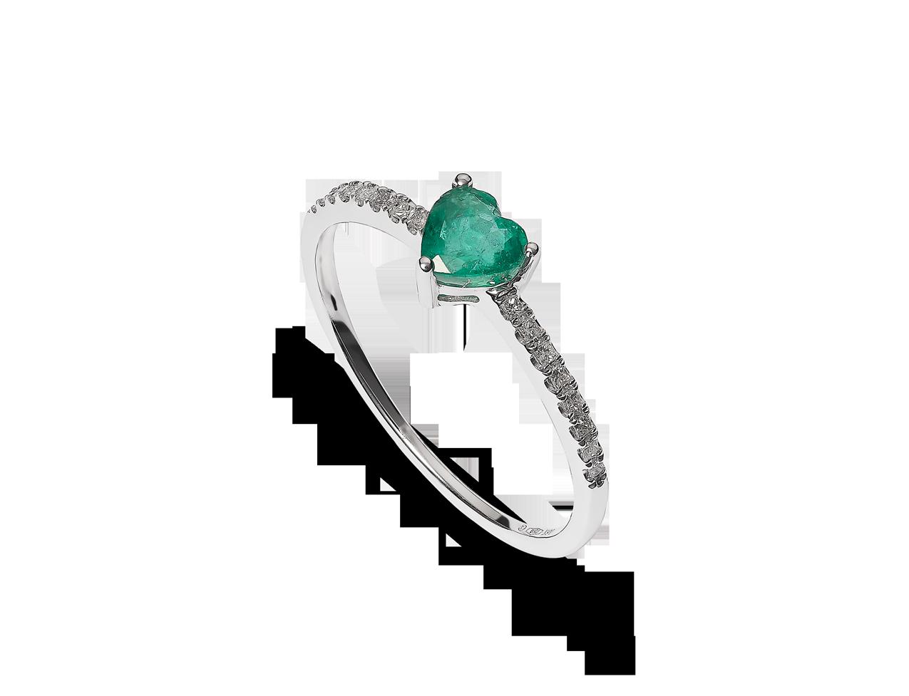 Anel Green Love
