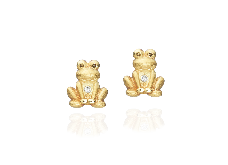 Brinco Golden Frog
