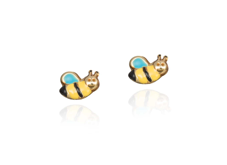 Brinco Infantil Sweet Bees