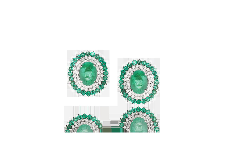 Brinco Emerald