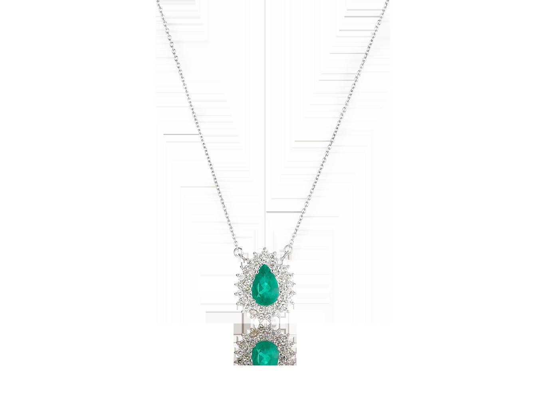 Colar Emerald