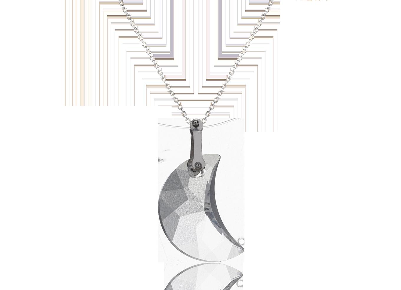 Pingente Crystal Moon