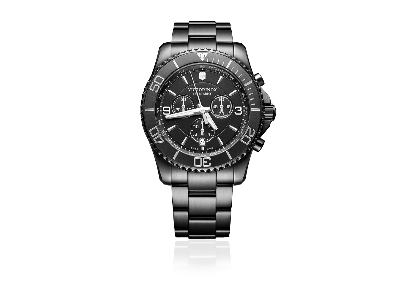 Maverick Chrono Black Edition