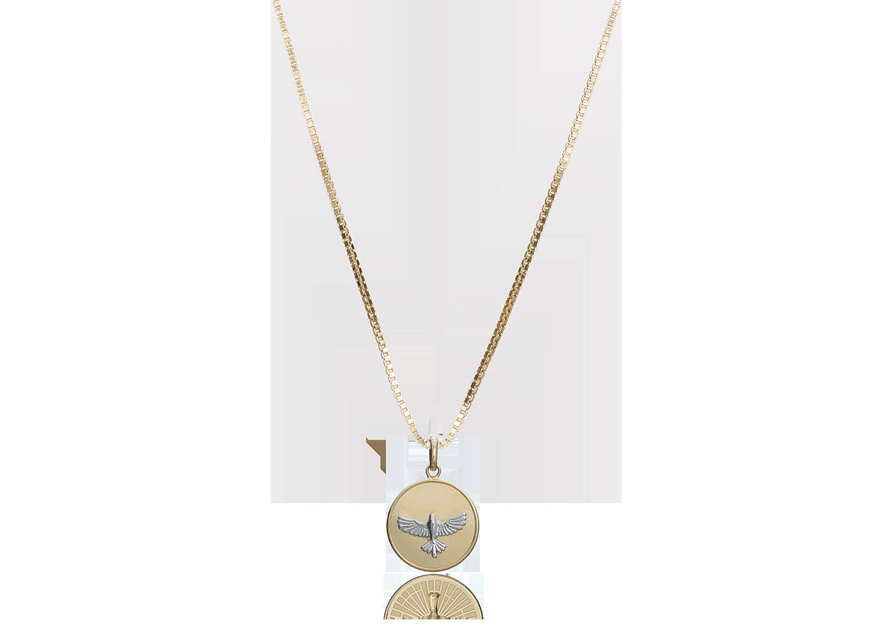Medalha Divino Espírito Santo