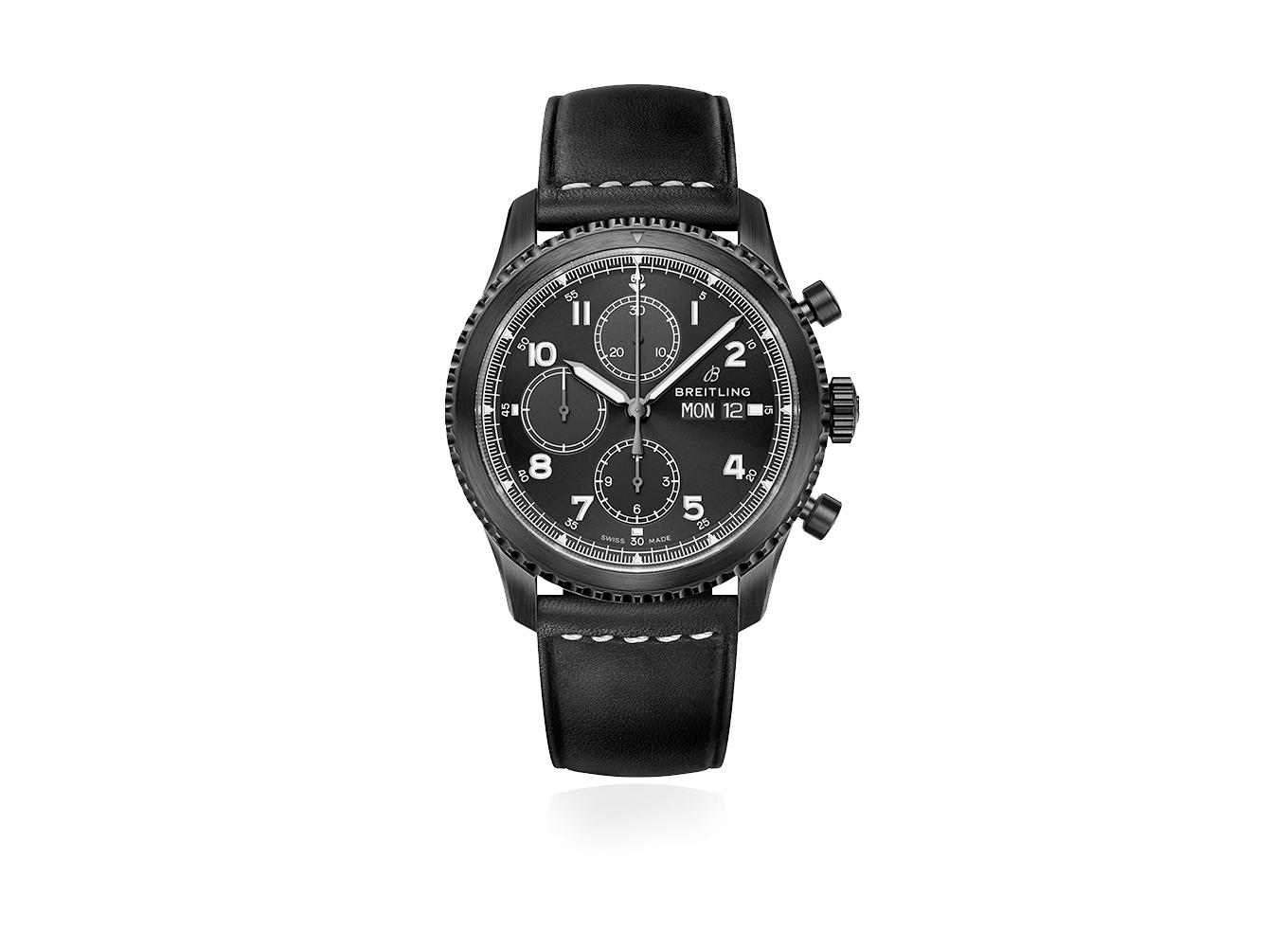 Navitimer 8 Chronograph Blacksteel