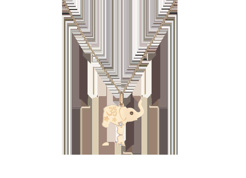 Pingente Elefante da Sorte