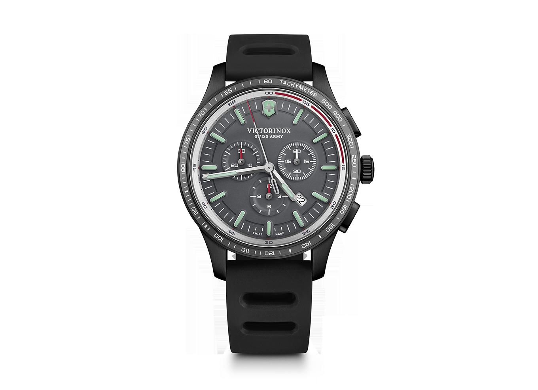 Relógio Masculino Alliance Sport Chronograph Preto