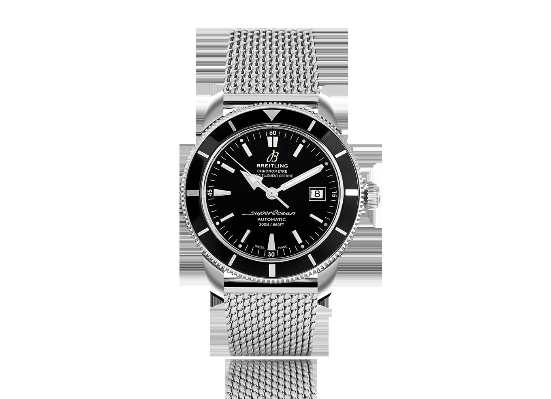 Superocean Heritage Black Dial