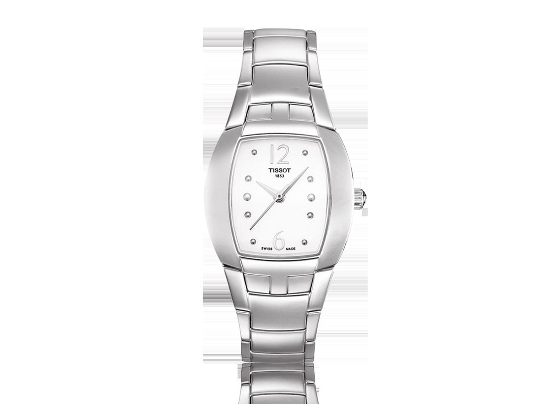 Tissot White Dial Femini T Watch
