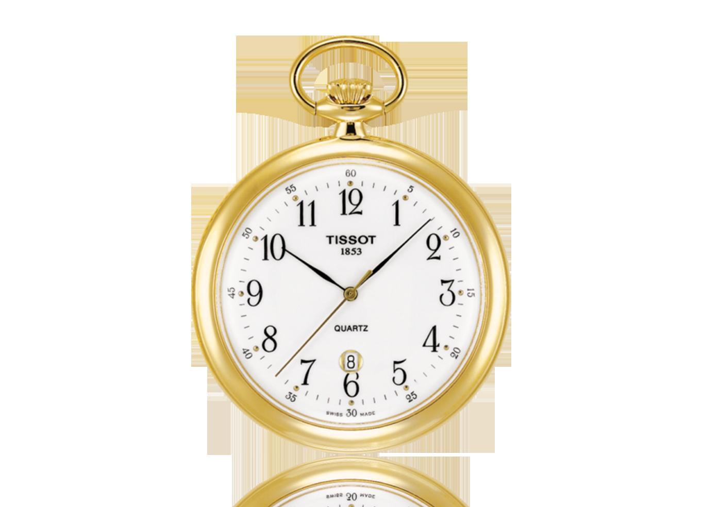 df4b427ec4a TISSOT LEPINE. Os relógios de bolso Tissot Lepine Quartz combinam ...