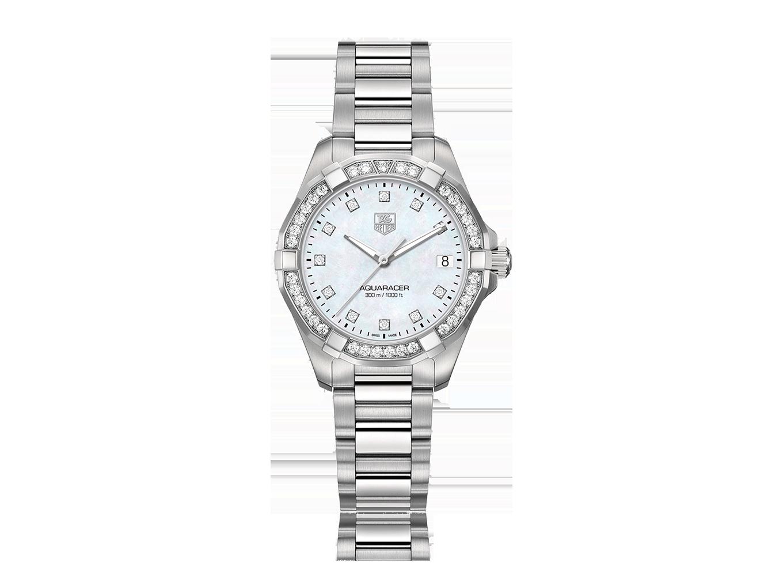 TAG Heuer Aquaracer Lady – Edição cravejada de diamantes